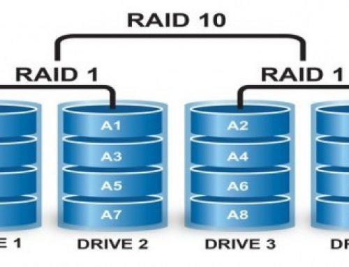 Tipos de RAID para NAS