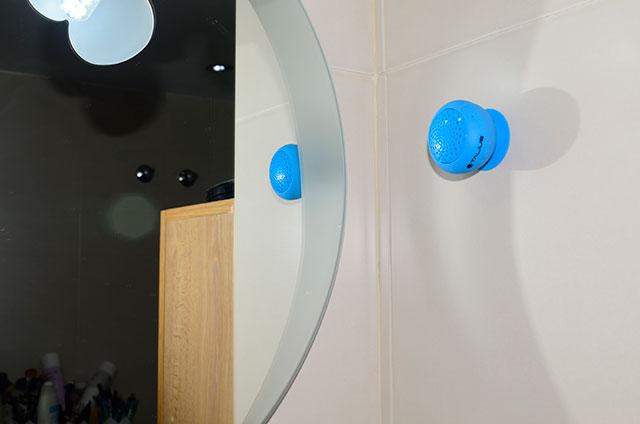 altavoz bluetooth de silicona